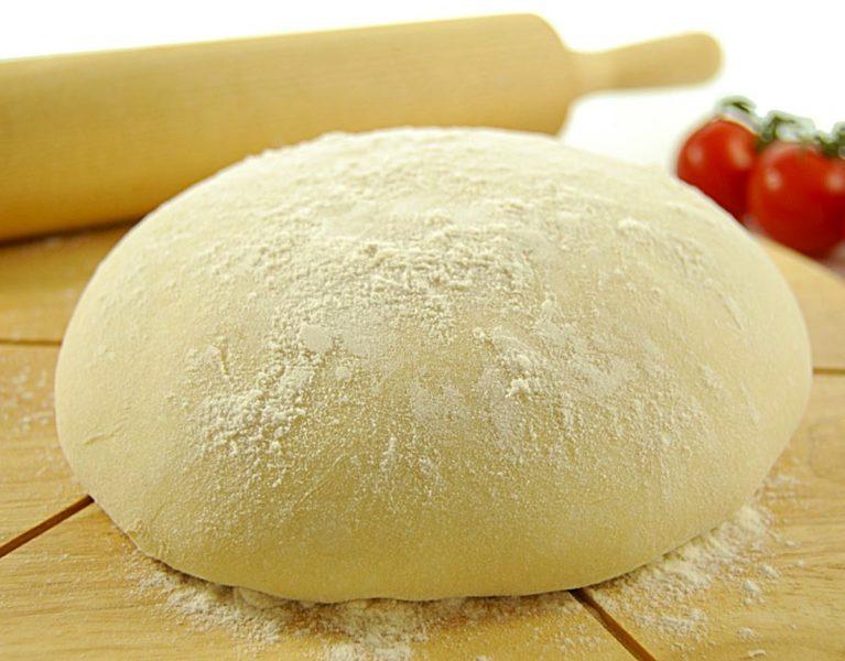 как приготовить пиццу с чесноком