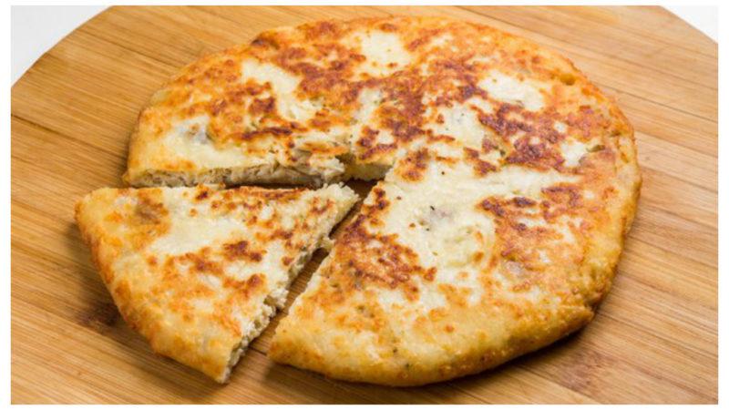 слоеное тесто со сметаной рецепт для торта