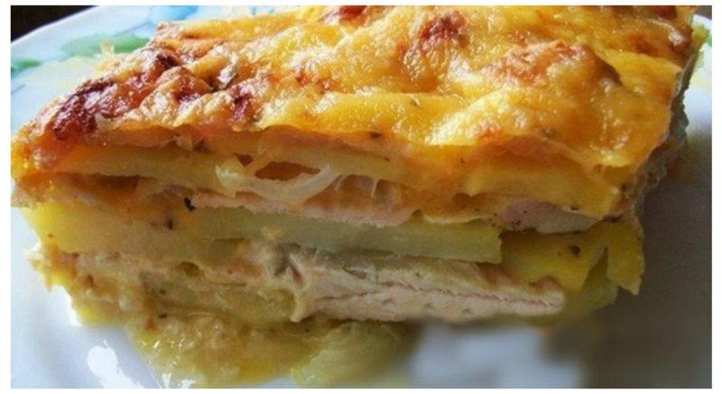 Мясо по-французски из курицы - 7 рецептов