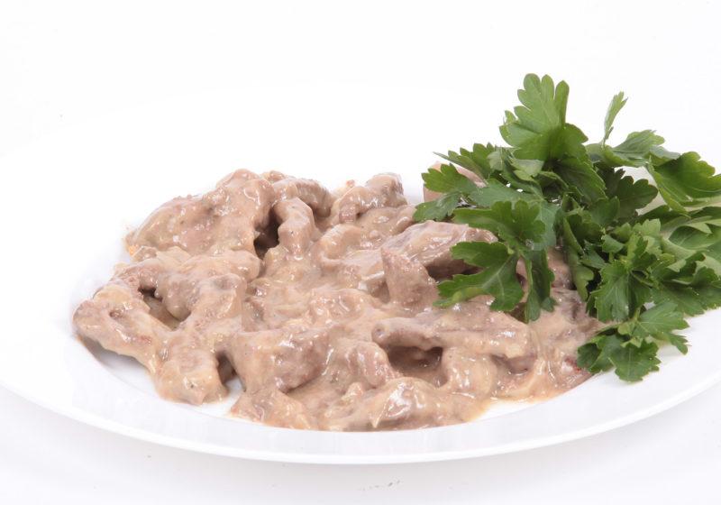 Рецепт приготування печінки яловичої