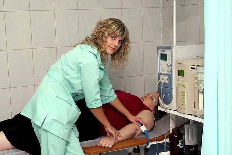 озонотерапия в гинекологии внутривенно