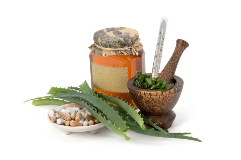 Алоэ с медом – лечебные свойства и противопоказания, что лечит?