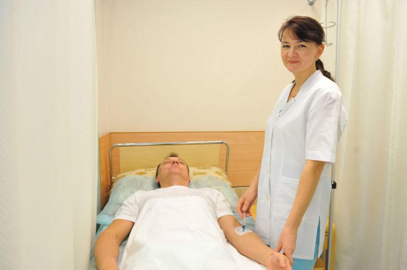 Применение озона в медицине