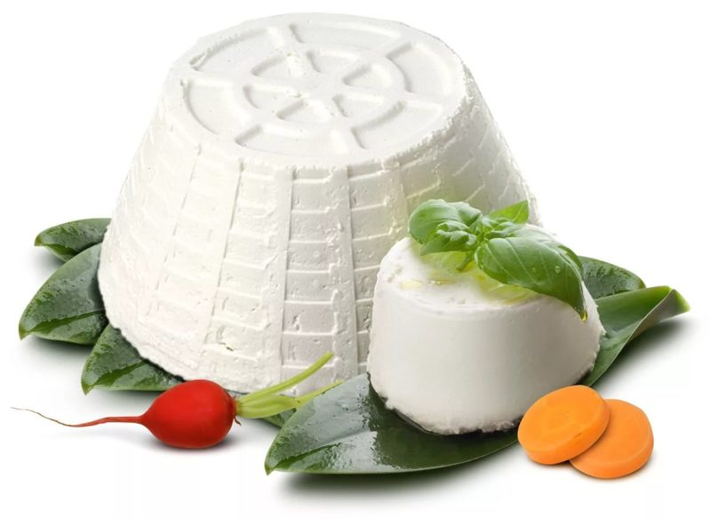 как приготовить сыр из сыворотки и молока
