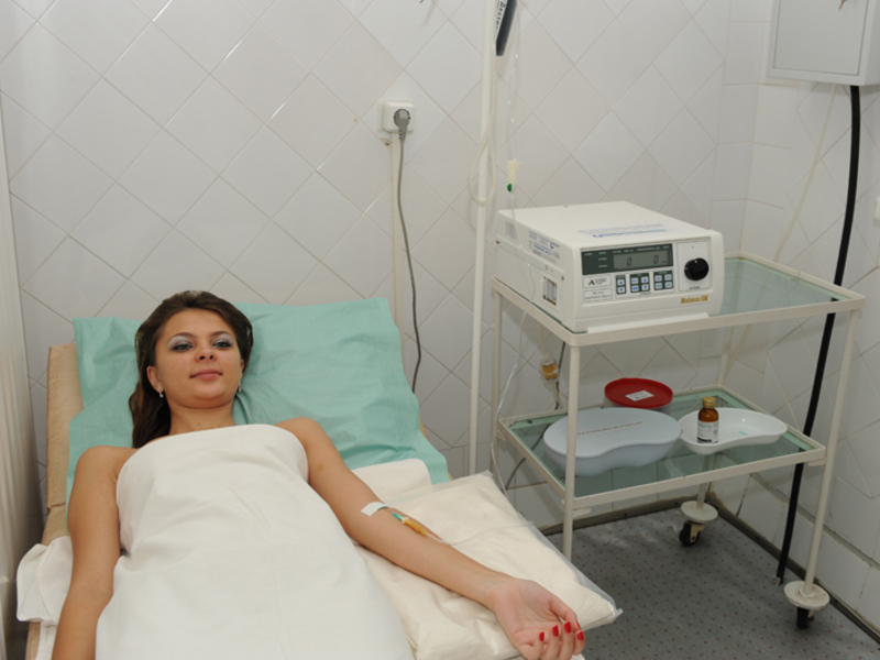 Озонотерапия внутривенно что это такое
