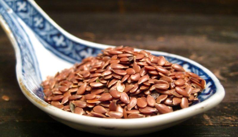 Семена льна для очищения кишечника, рецепты