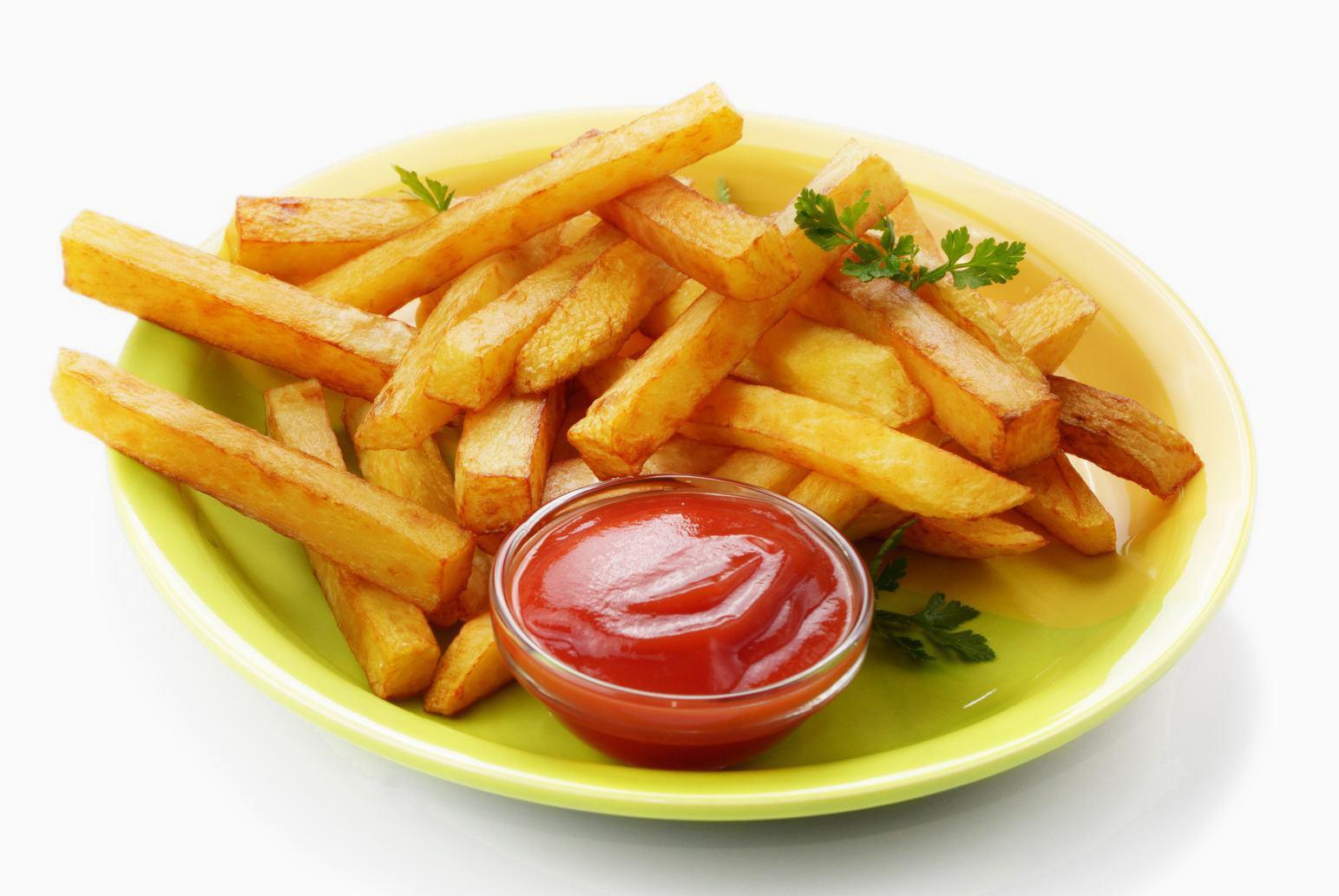 Как сделать картошку фри дома?