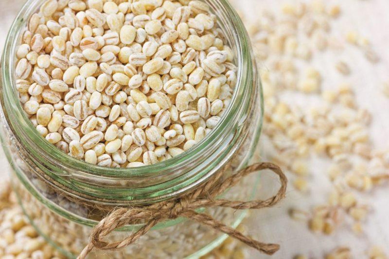 Из какой зерновой культуры получают перловую крупу