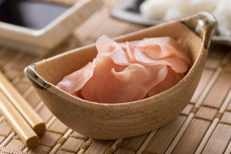 Маринованный имбирь – польза и вред, рецепт в домашних условиях