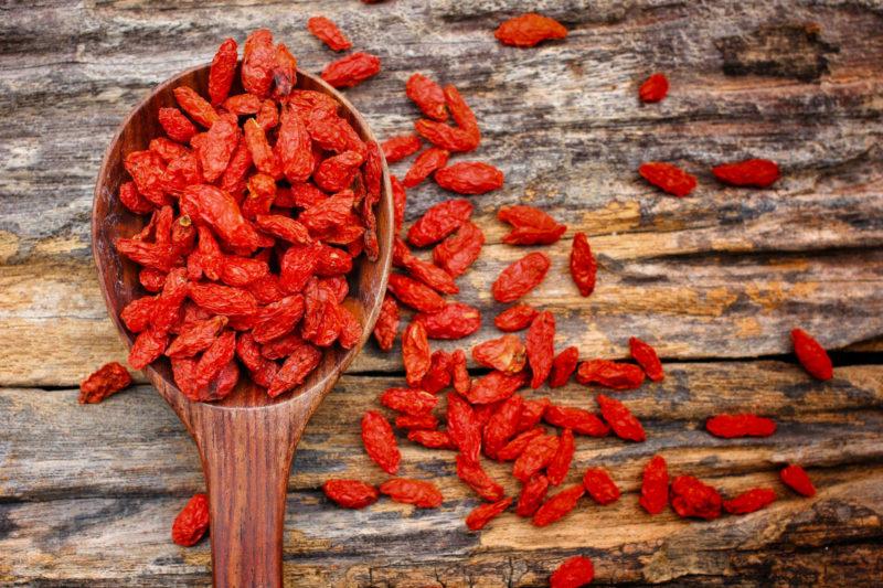 ягоды годжи полезные свойства и противопоказания зверобоя