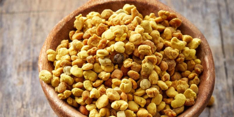 Пыльца пчелиная: полезные свойства, как принимать и какая польза