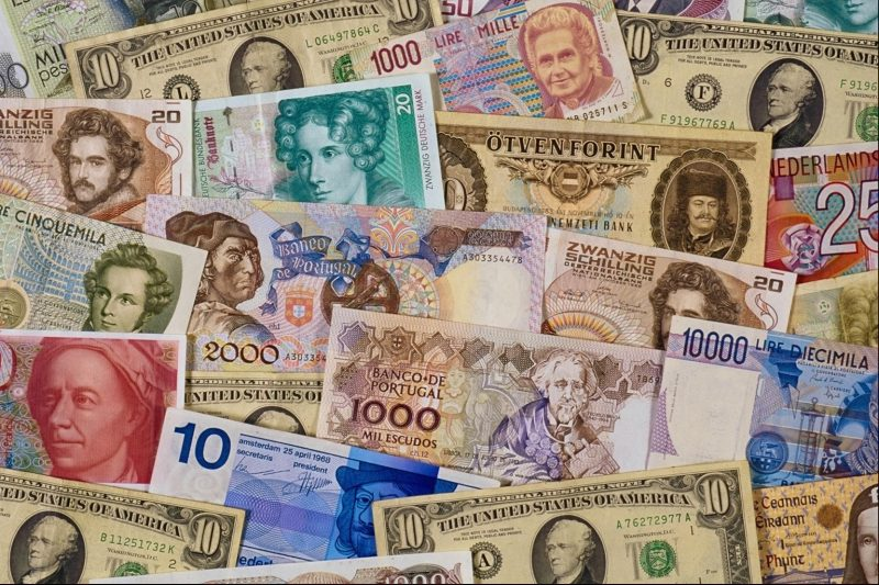 Сонник деньги валюта бумажные крупные купюры