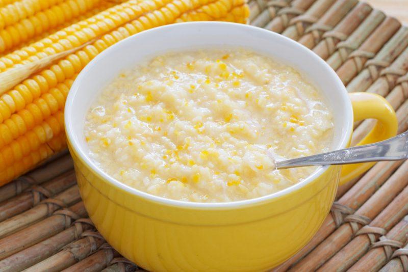 Кукурузная каша: польза и вред для здоровья человека