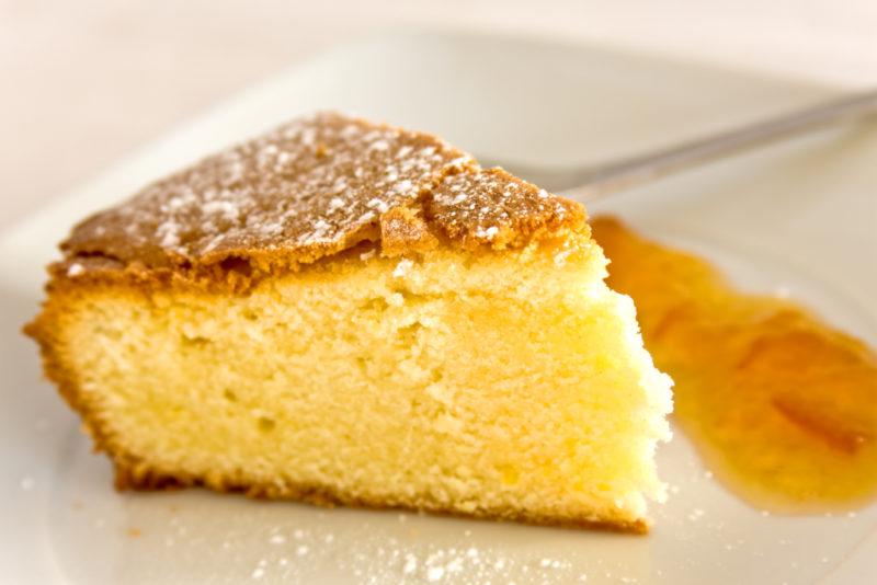 фруктовый торт рецепт с коржами