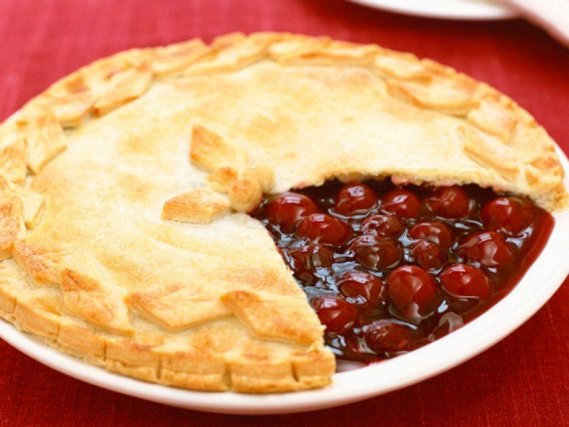 пирог рецепт простой пирога с вишней очень вкусный вишневый пирог