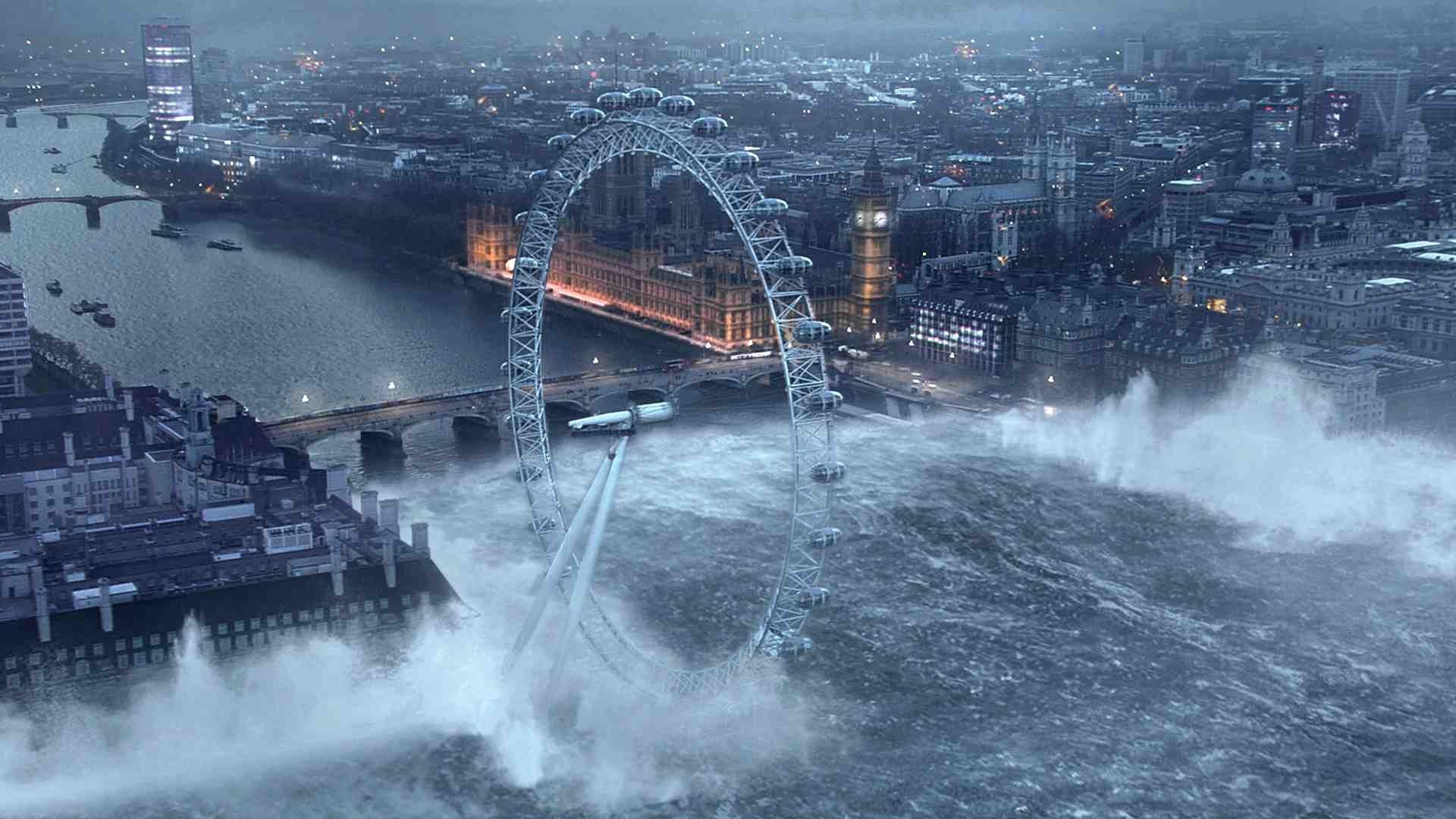 К чему снится наводнение и потоп? Сонник наводнение
