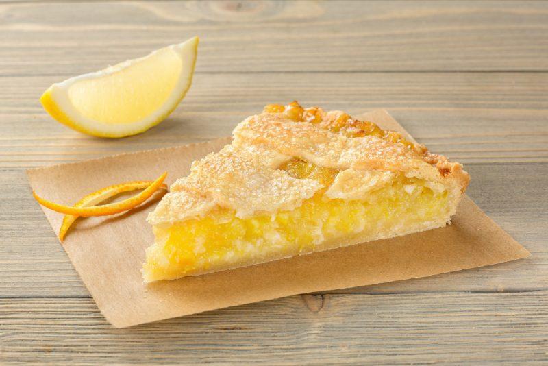 Лимонник пирог – 10 рецептов выпечки