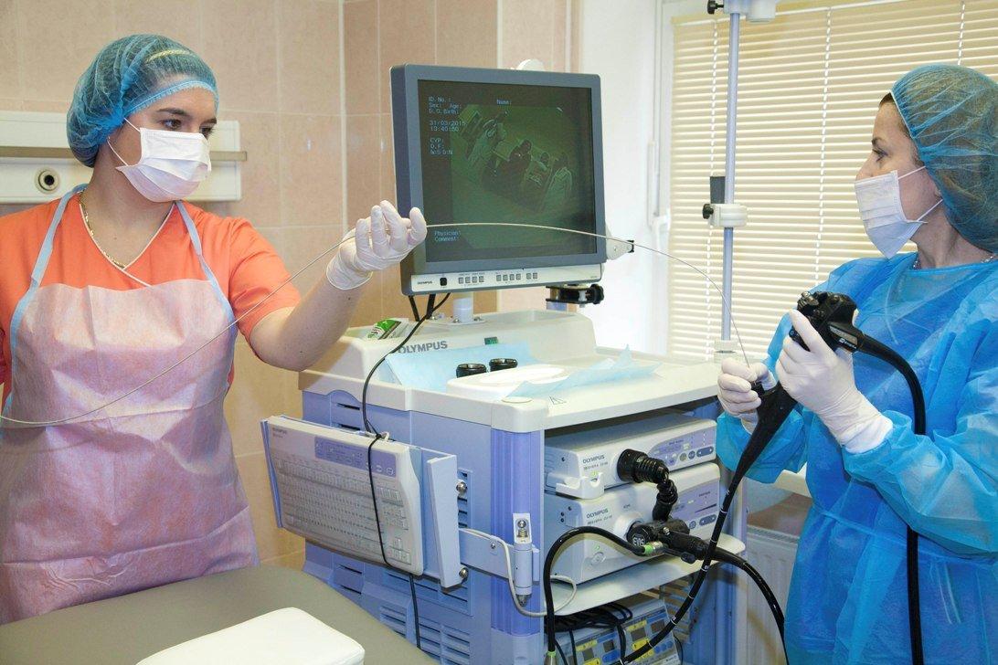 Колоноскопия кишечника: подготовка к процедуре, диета