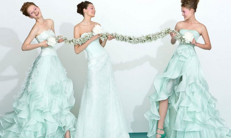 Сонник видеть себя в свадебном платье