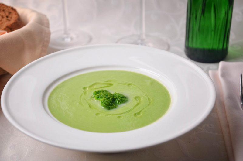 Суп-пюре из брокколи - 10 рецептов приготовления