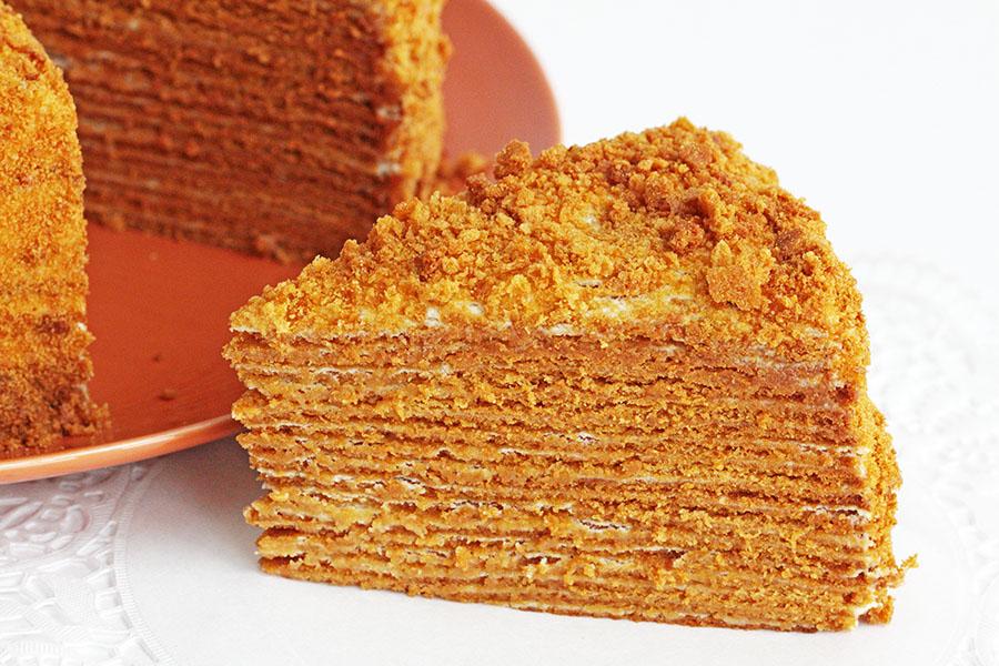 комфорта торт медовик по госту рецепт с фото стороны истории, потому