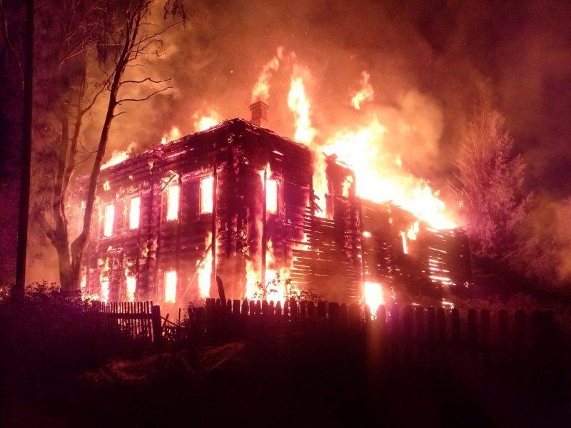Пожар чужого дома толкование образа по различным сонникам