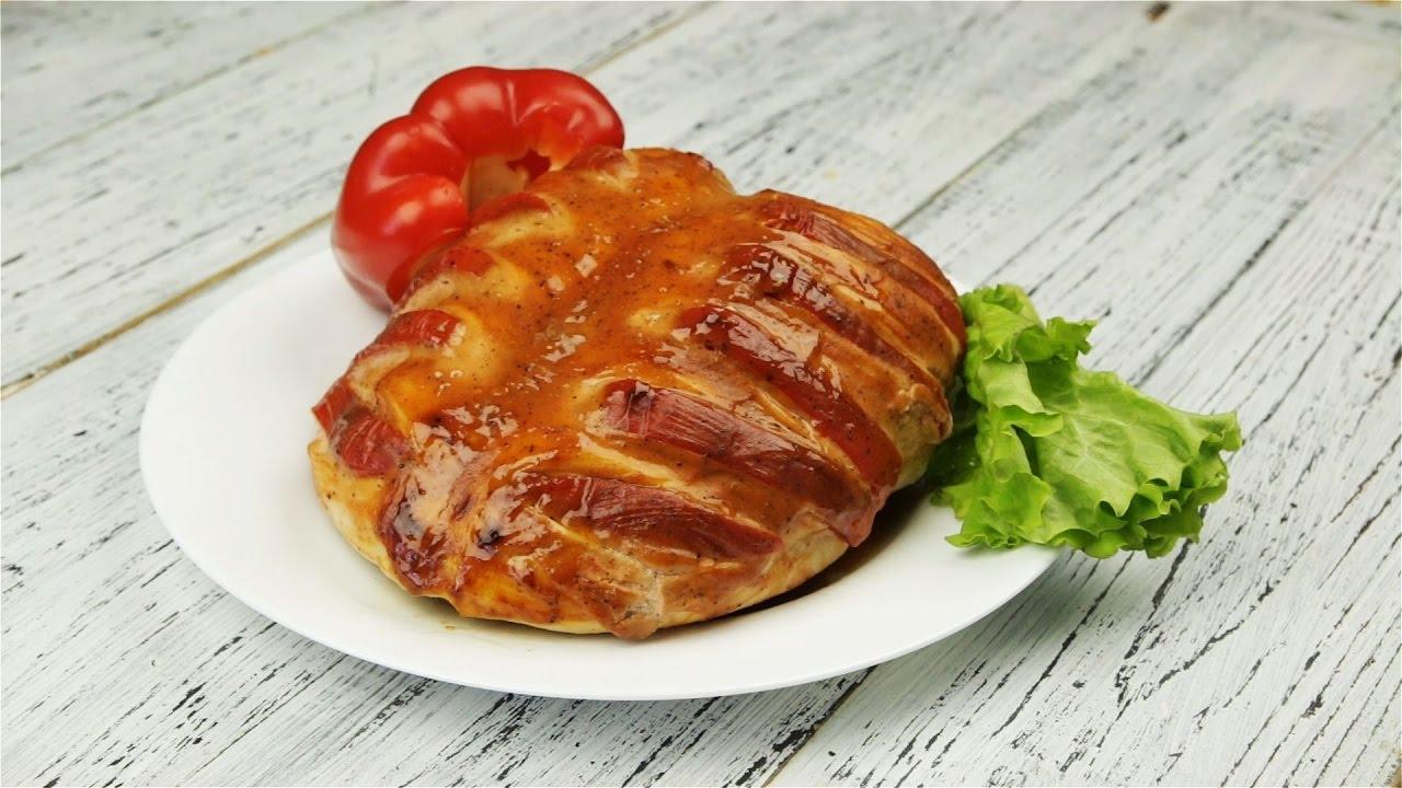 Куриная грудка в мультиварке — 10 рецептов