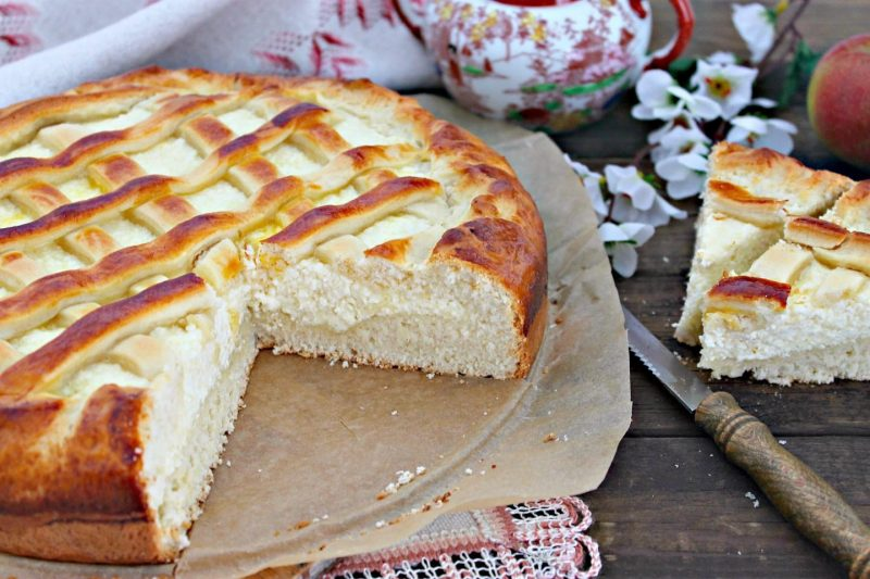 пироги из творога рецепты с фото признают простой вид