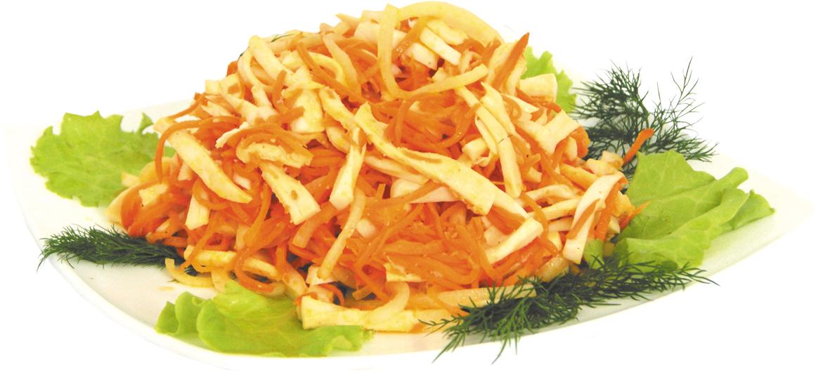 представляет хе из кальмаров по корейски рецепты с фото шапка предвещает скорое