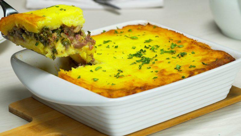 Запеканка картофельная с фаршем в духовке – 10 рецептов