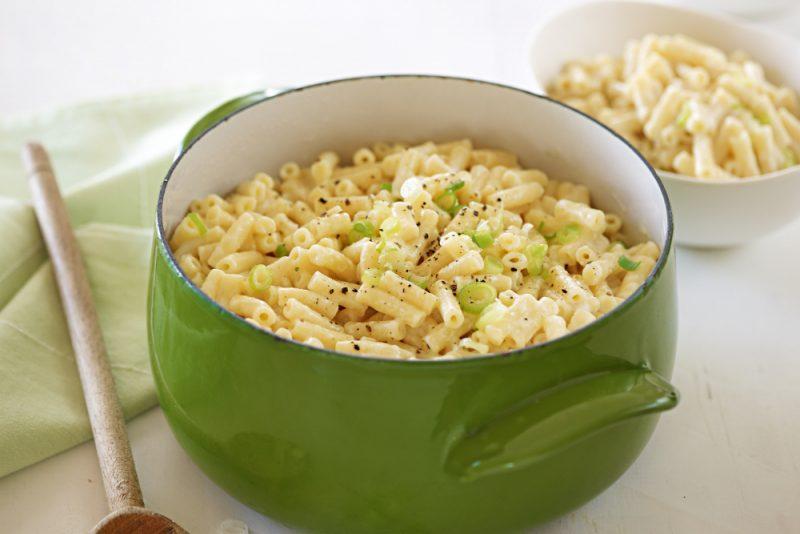 Макароны с сыром - 8 рецептов приготовления