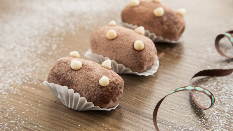 Пирожное картошка из печенья - 7 рецептов вкусного приготовления