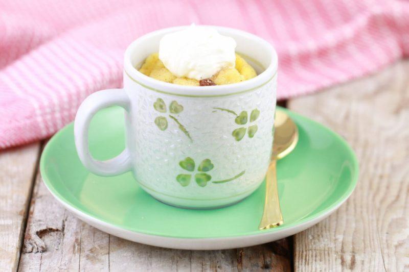 Кекс в микроволновке за 5 минут – 7 быстрых и вкусных рецептов!