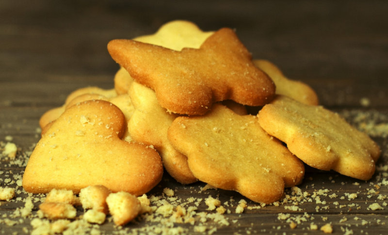 Печенье на скорую руку - 9 рецептов приготовления