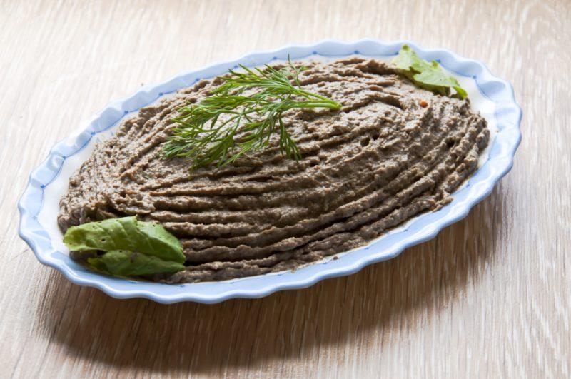 Паштет печёночный - 6 рецептов в домашних условиях