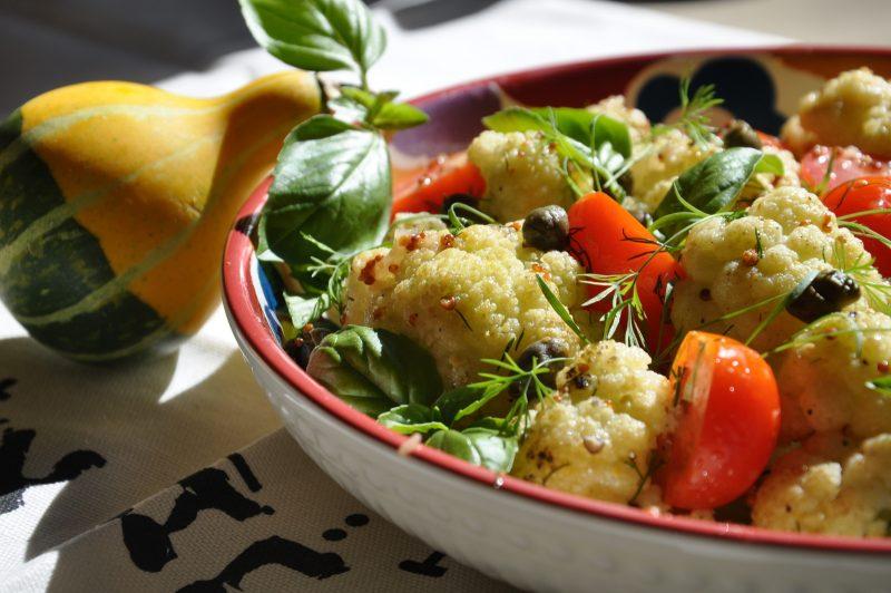 как приготовить цветную капусту вкусно на сковороде в кляре