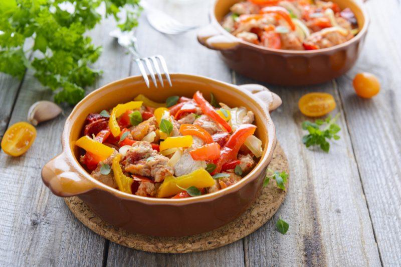 Овощное рагу с кабачками - 11 рецептов приготовления