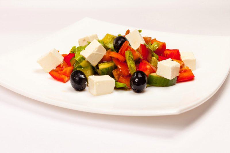 Классический рецепт греческого салата и 6 вариантов приготовления