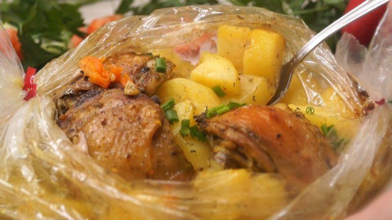 Картошка в духовке - 10 вкусных рецептов приготовления