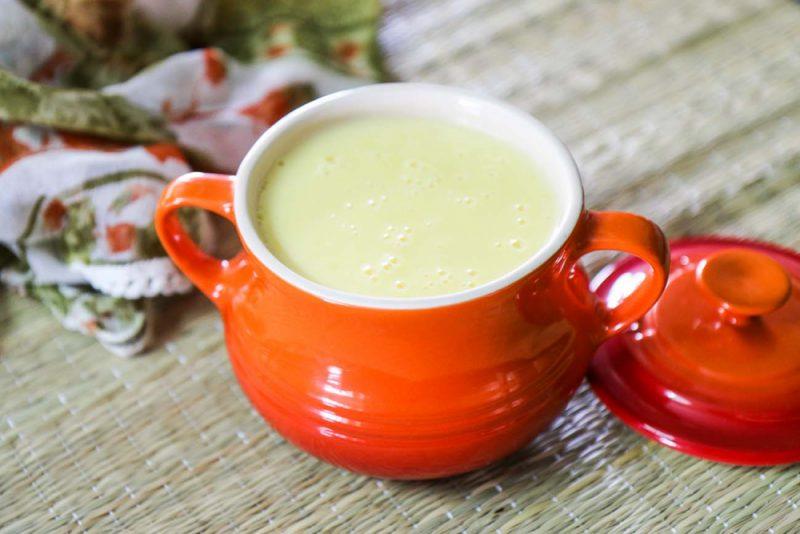 Заварной крем - 8 рецептов на молоке