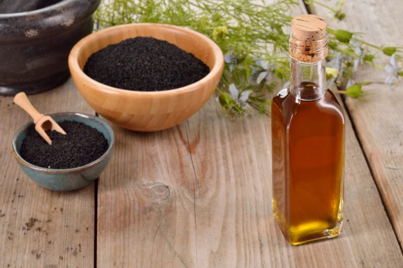 масло черного тмина от морщин применение