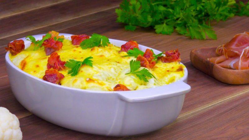 Как вкусно приготовить цветную капусту? 10 рецептов
