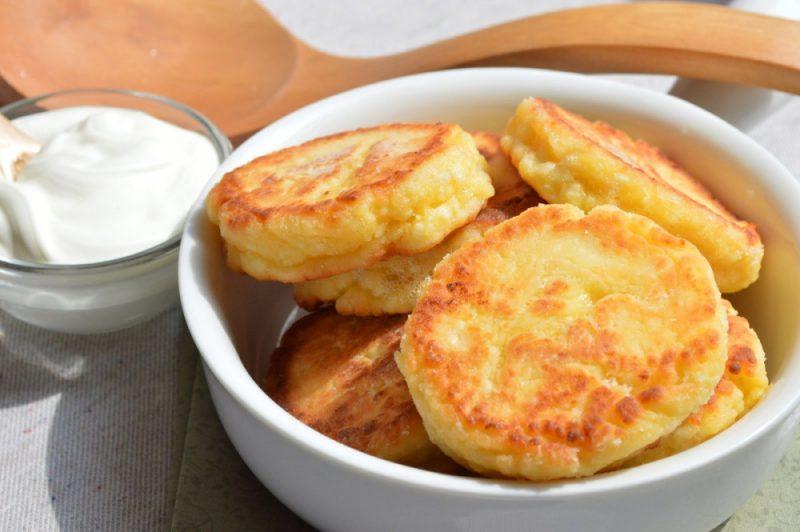 Сырники творожные - 10 простых рецептов