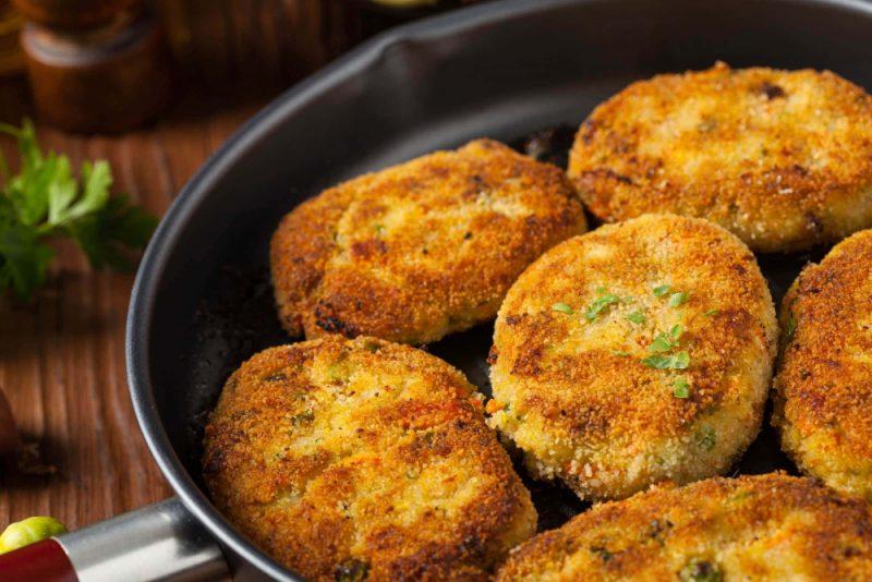 Картофельные котлеты - 10 рецептов приготовления
