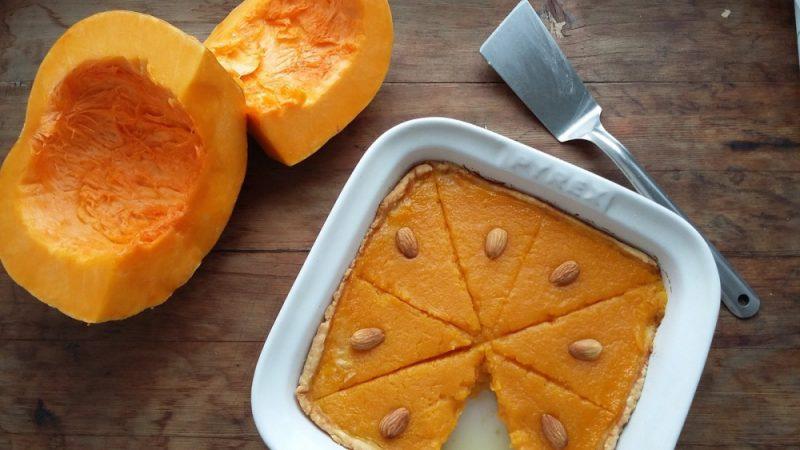 Тыквенный пирог - 9 рецептов простых и вкусных