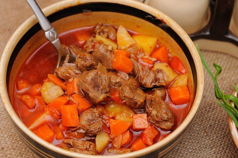 Суп с говядиной - рецепты с фото. Как приготовить вкусный домашний суп на говяжьем бульоне пошагово