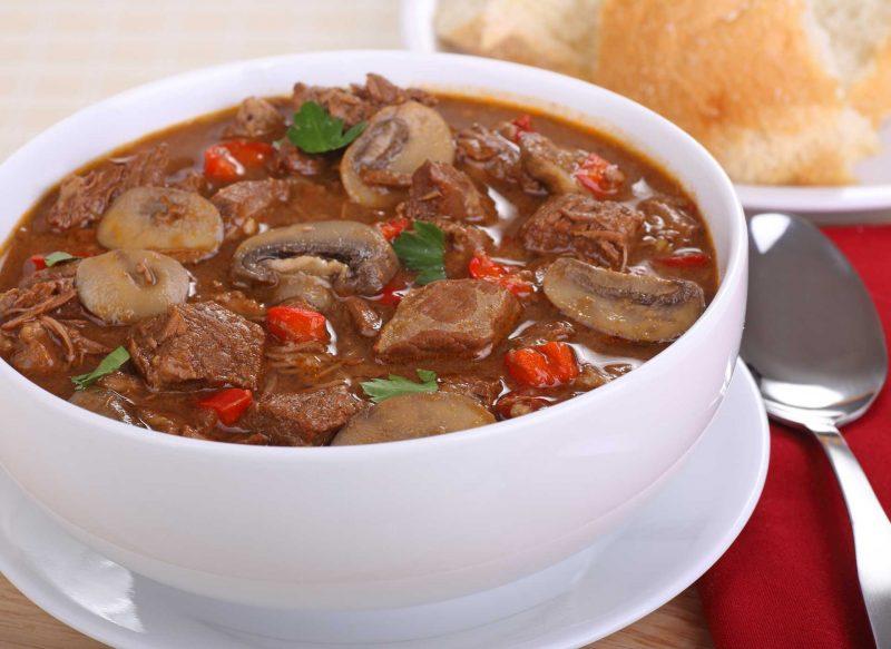 Суп из говядины - 10 рецептов приготовления самых вкусных супов!