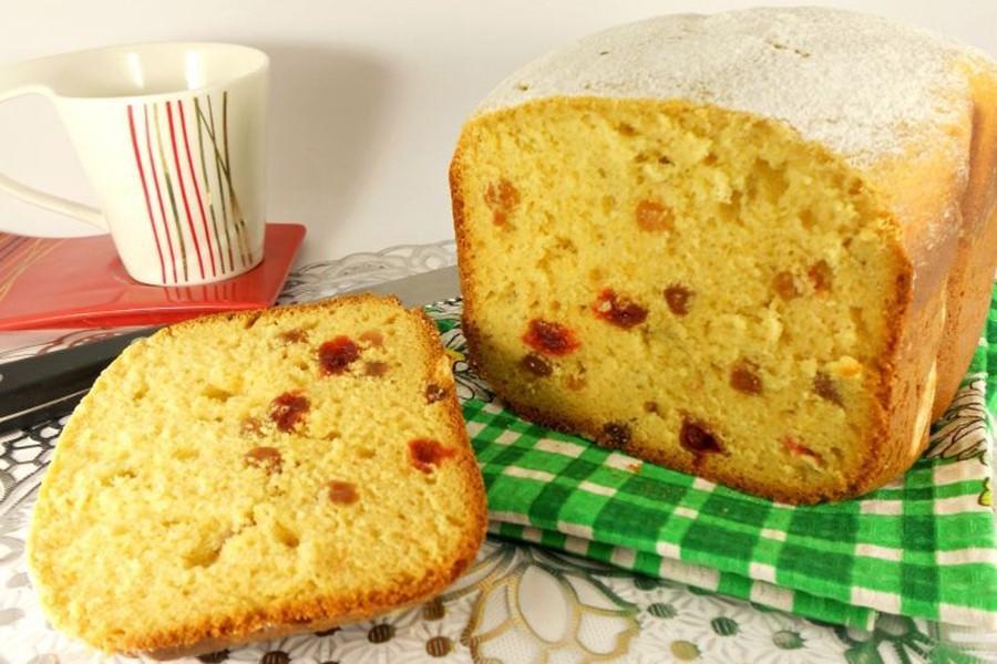 Кекс лимонный в хлебопечке рецепты с фото