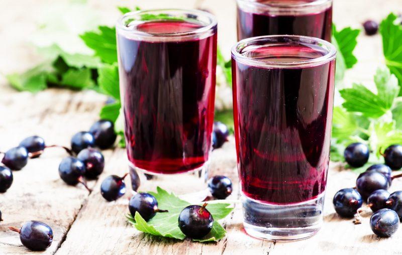 Чёрная смородина: полезные лечебные свойства и противопоказания