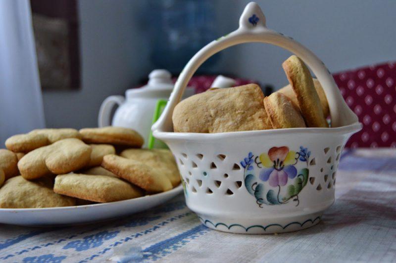 Печенье на сметане - 8 рецептов быстрых и вкусных
